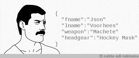 Freddie vs. JSON